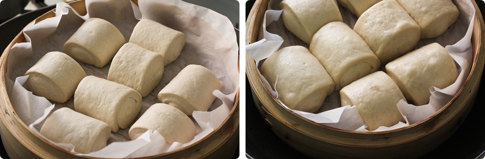Mantou (Chinese Steamed Bun) 饅頭