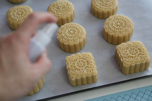 Chinese Mooncake Recipe step 16