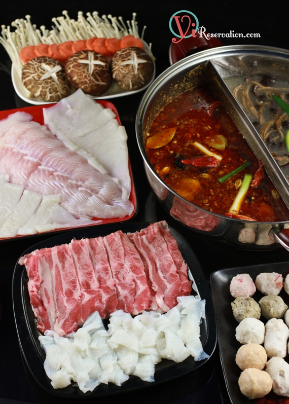 spicy hot pot recipe
