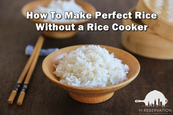 make rice on stove top recipe